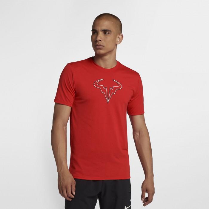 Мужская теннисная футболка Nike Court Dri-FIT Rafa