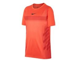 Теннисная футболка для мальчиков школьного возраста Nike Court Rafa