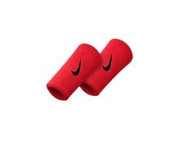 Напульсники Nike SWOOSH DOUBLEWIDE WRISTBANDS SIREN (красные)