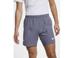 Мужские теннисные шорты 18 см Nike Court Flex Rafa Ace