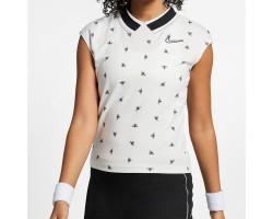 Женская теннисная майка Nike Court Dri-FIT