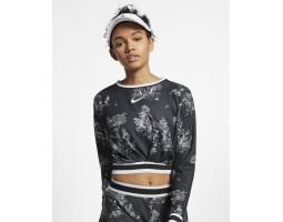 Женская теннисная футболка с длинным рукавом Nike Court Dri-FIT
