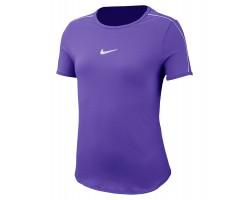 Теннисная футболка для девочек школьного возраста Nike Court Dri-FIT