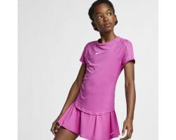 Футболка для девочек школьного возраста Nike Court Dri-FIT
