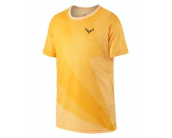 Теннисная футболка для мальчиков школьного возраста Nike Rafa