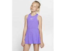 Теннисное платье для девочек школьного возраста Nike Court Dri-FIT