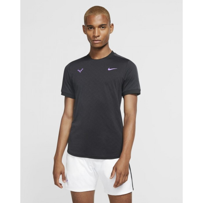 Мужская теннисная футболка Nike Court AeroReact Rafa