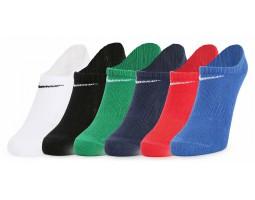 Детские носки для тренинга Nike Performance Lightweight No-Show (6 пар)