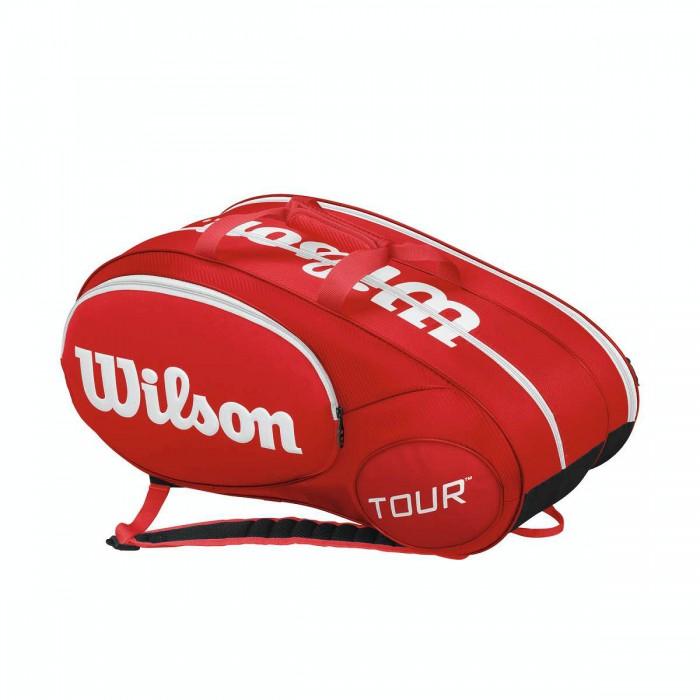 Сумка Wilson MINI TOUR RED 6 PACK