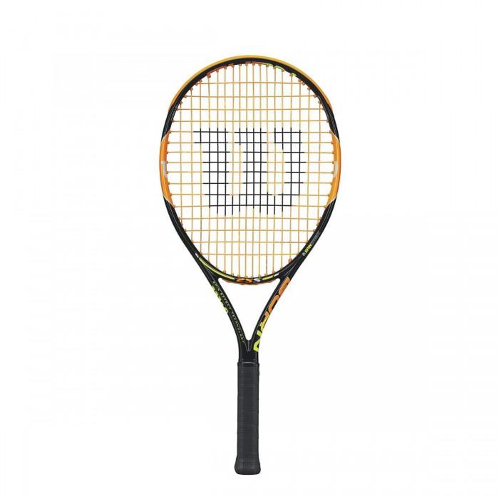 Юниорская теннисная ракетка Wilson BURN 26 S (2016)