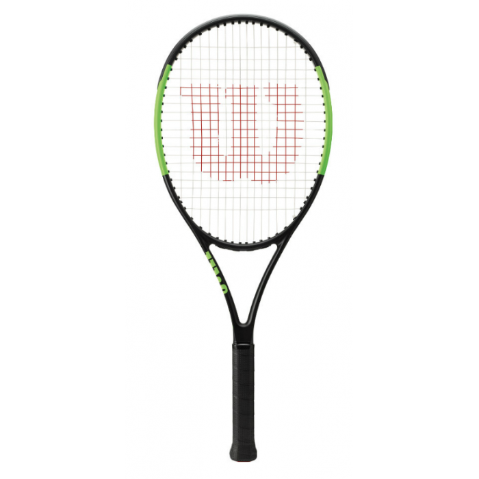 Детская теннисная ракетка Wilson Blade 26 (2017)
