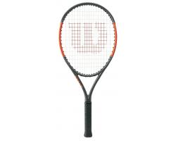 Юниорская теннисная ракетка Wilson Burn 26S (2017)