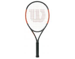 Юниорская теннисная ракетка Wilson Burn 25S (2017)