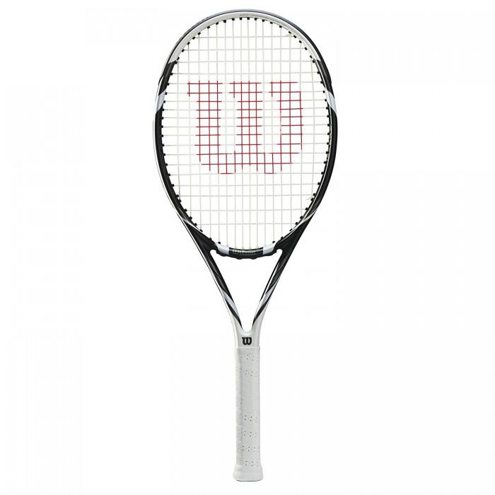 Теннисная ракетка Wilson Six.Two 100 blackwhite (2017)