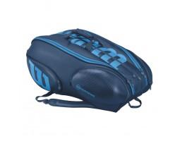 Теннисная сумка Wilson Vancouver 15 pack BLBL (2017)