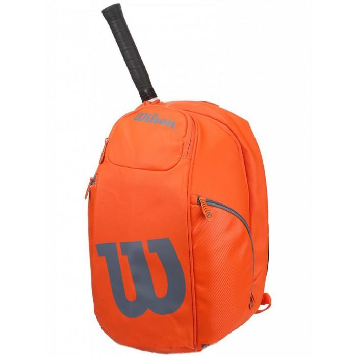 Теннисный рюкзак Wilson Vancouver Backpack ORGY (2017)