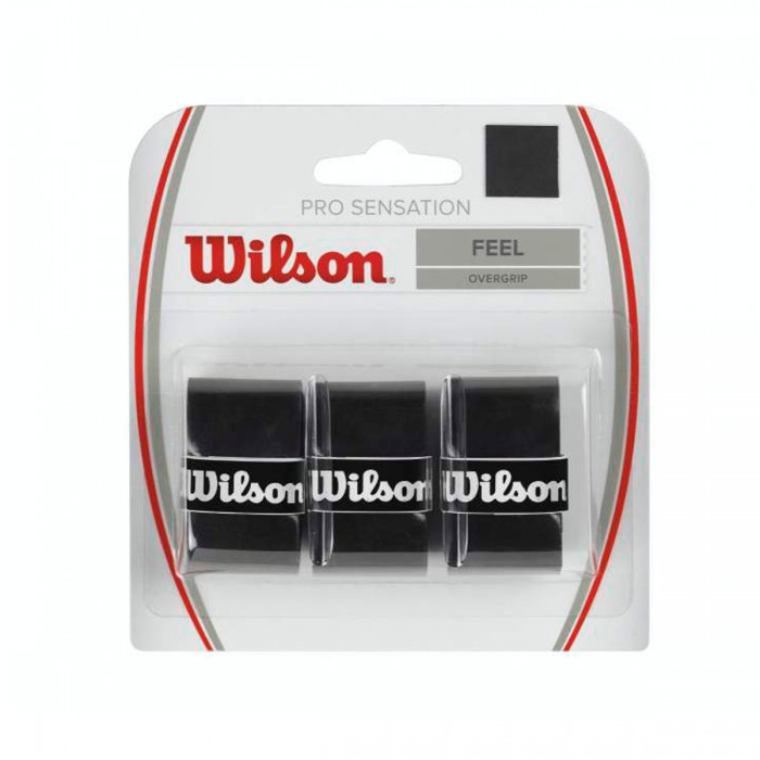 Намотка Wilson PRO OVERGRIP SENSATION BK