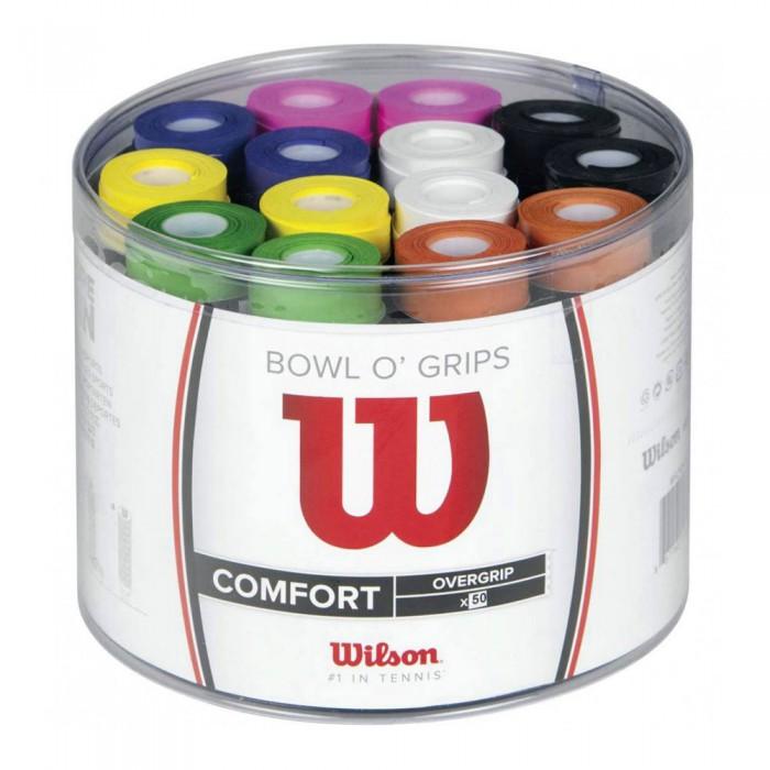 Намотка Wilson BOWL OVERGRIP (разноцветные)