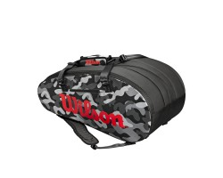 Сумка Wilson Super Tour 3 Comp Camo
